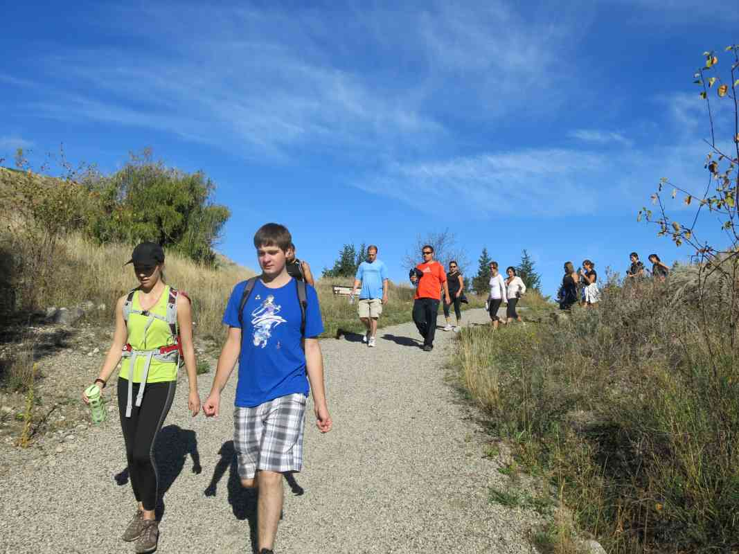 Mission Greenway Phase 2: Scenic Canyon Park (Gallagher's Canyon)