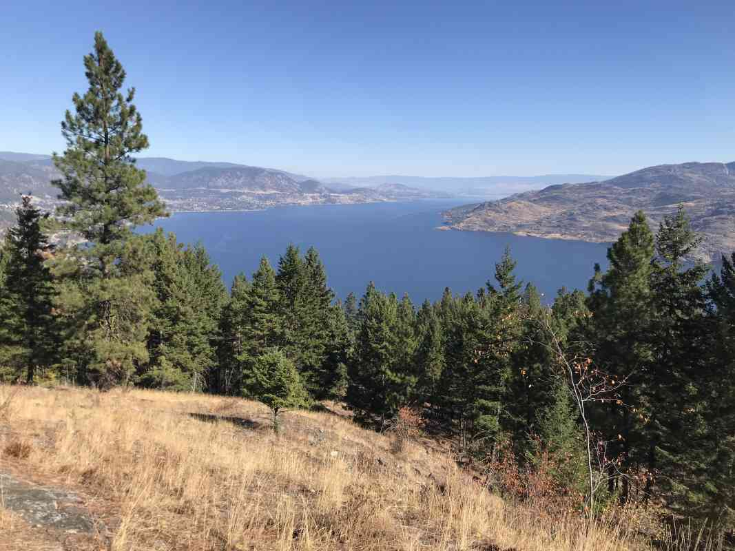 Mt. Eneas (Peachland to Summerland)