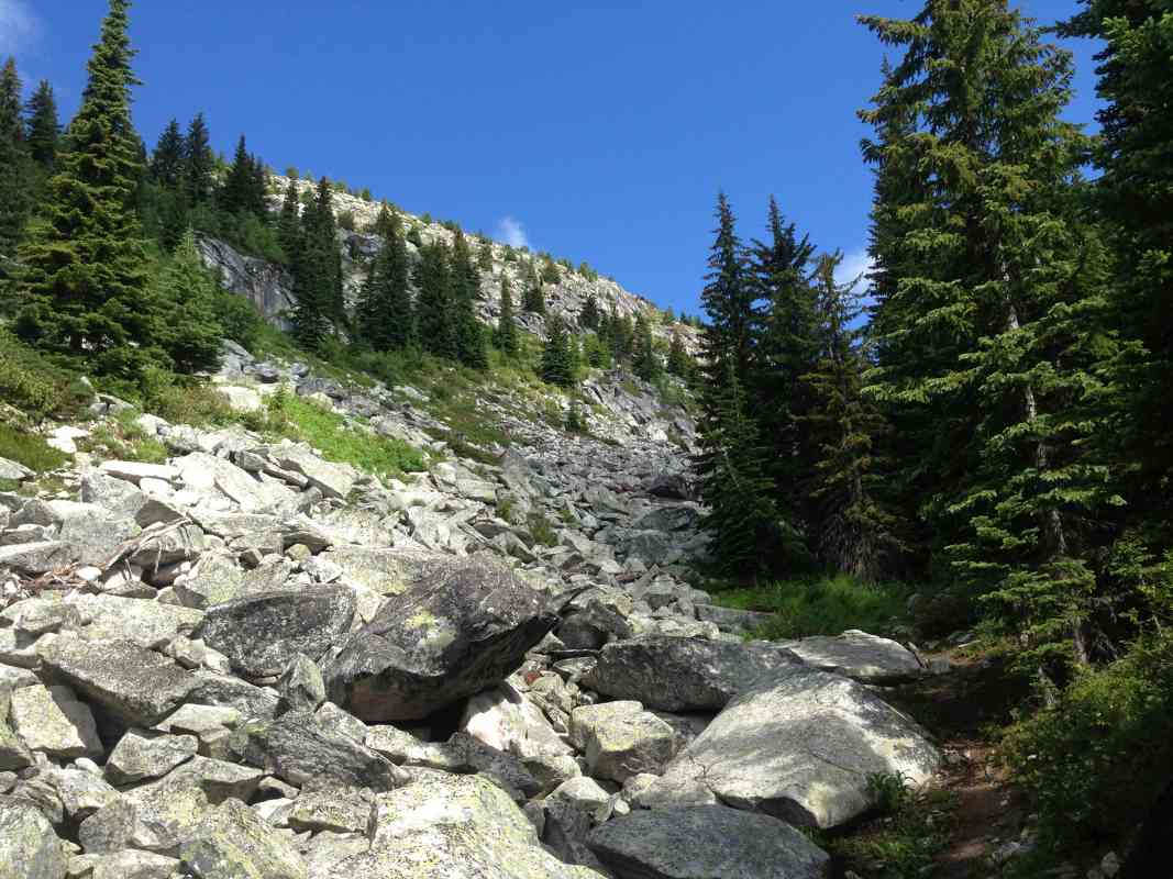 Little White Mountain (Highland Trail)