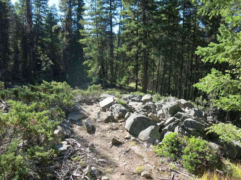 High Rim Trail: Full Trip (Vernon to Kelowna)