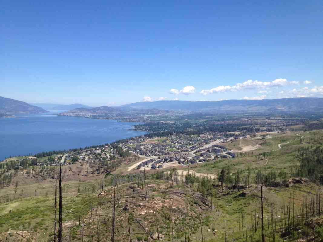 JFNC: Cedar Mountain (Kelowna Crags)